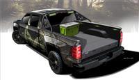 Chevrolet Silverado Realtree Bone Collector