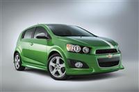 2015 Chevrolet Sonic Performance Concept image.