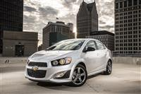 2014 Chevrolet Sonic RS image.