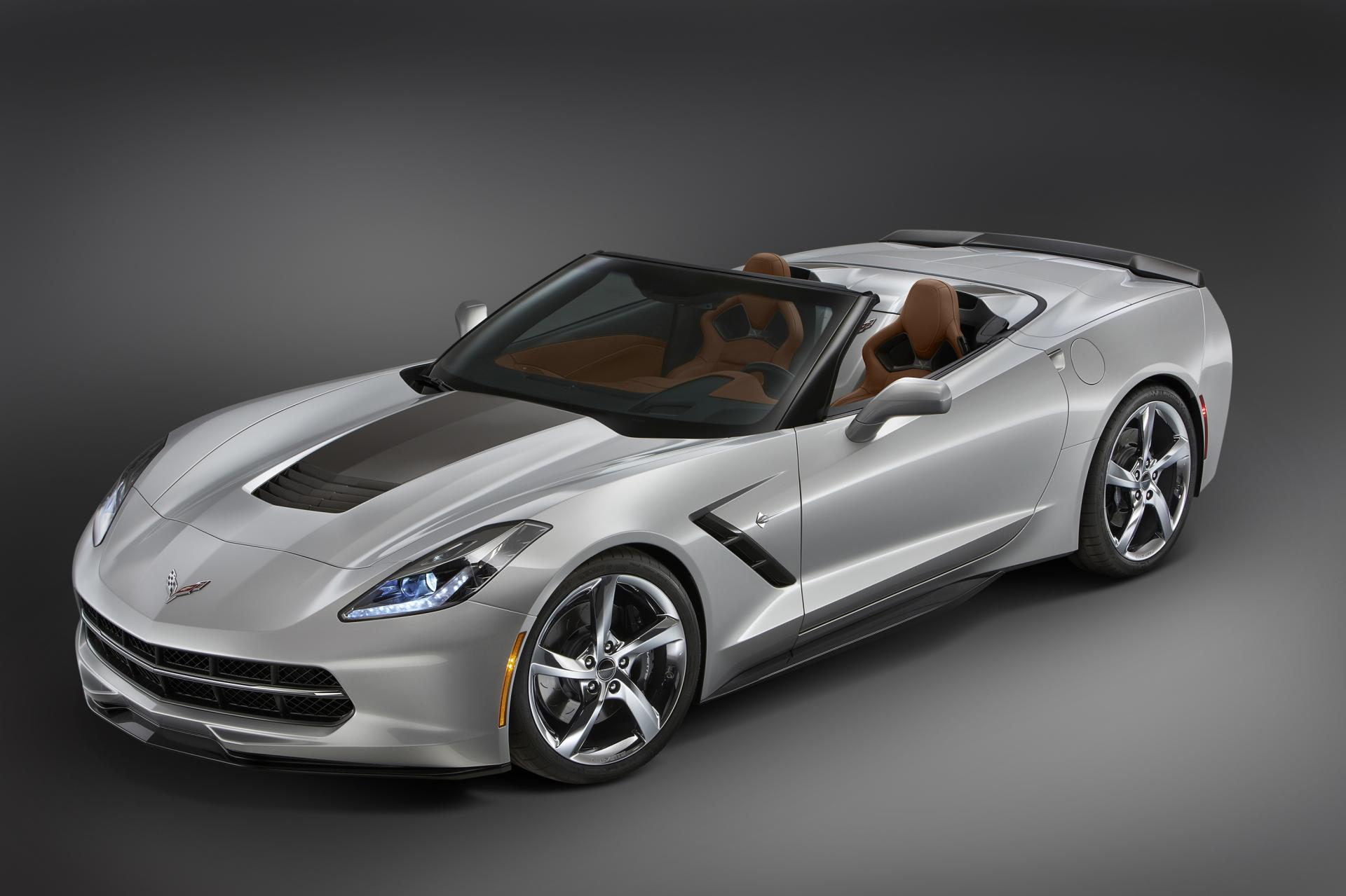 Chevrolet Corvette Stingray Convertible Atlantic Concept pictures and wallpaper