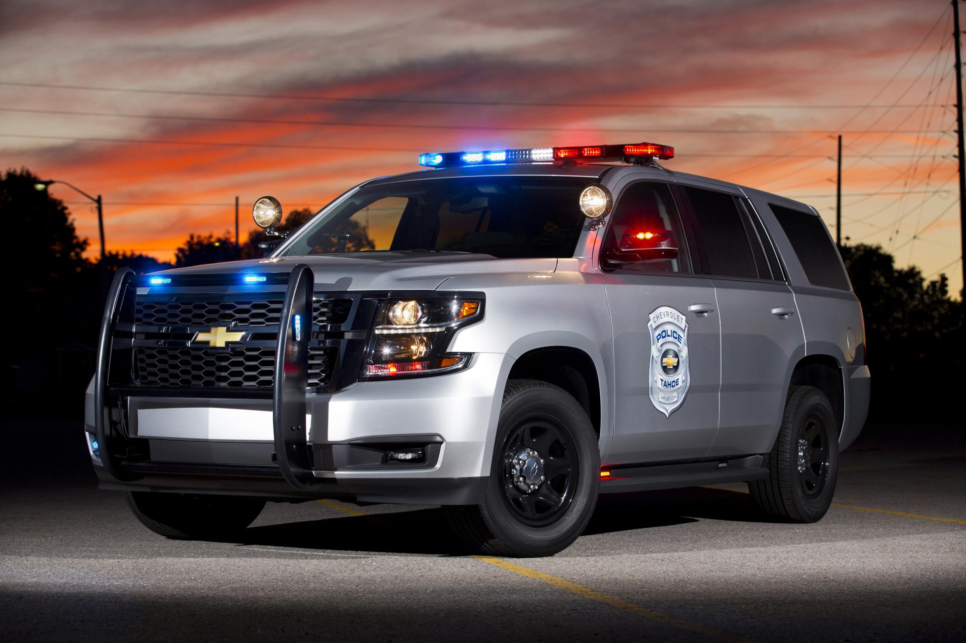 2013 Chevrolet Tahoe Police Concept - Conceptcarz