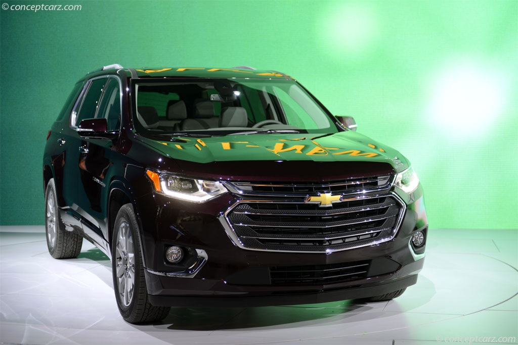 2018 Chevrolet Traverse thumbnail image