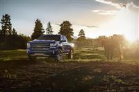 2018 Chevrolet Silverado Centennial Special Edition image.