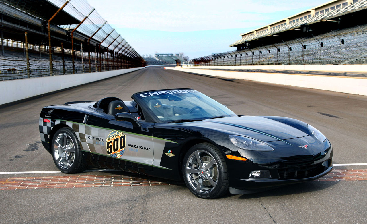 2008 chevrolet corvette 30th anniversary pace car. Black Bedroom Furniture Sets. Home Design Ideas