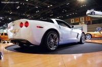 2007 Chevrolet Corvette Ron Fellows Edition image.