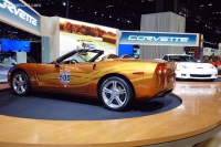 2007 Chevrolet Corvette Indy 500 Pace Car image.