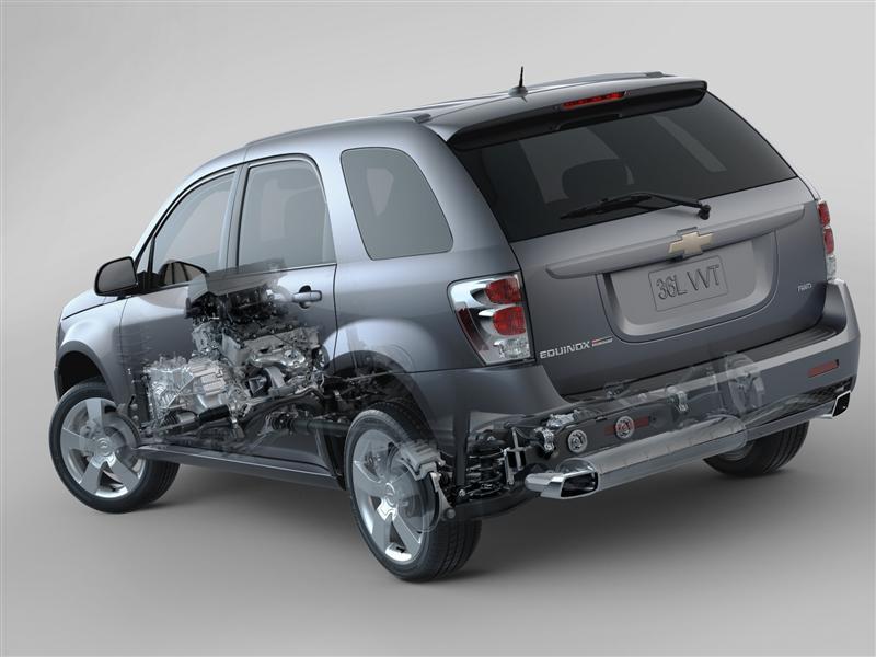 2009 Chevrolet Equinox thumbnail image