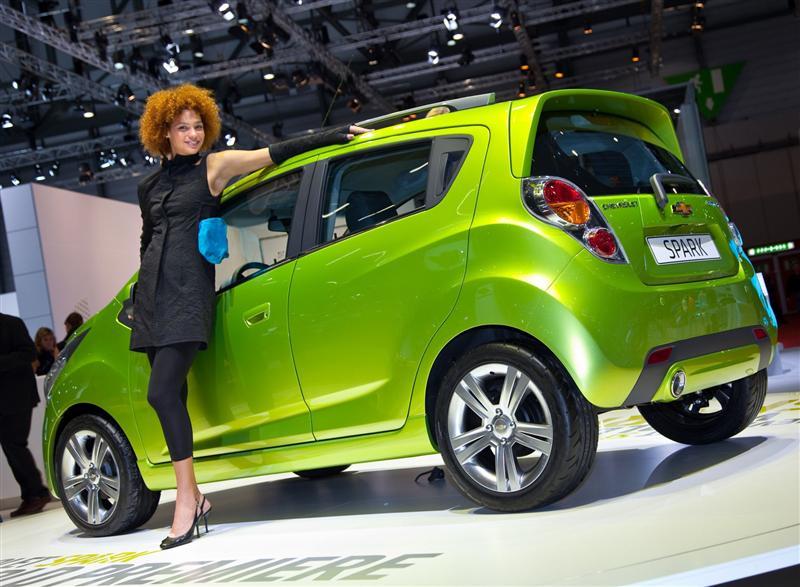 2010 Chevrolet Spark Image