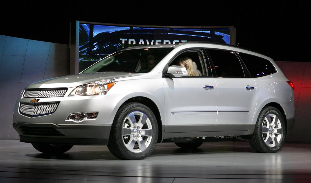 2008 Chevrolet Traverse Image Conceptcarz Com HD Wallpapers Download free images and photos [musssic.tk]