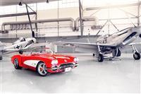 1959 POGEA Racing Corvette C1 image.