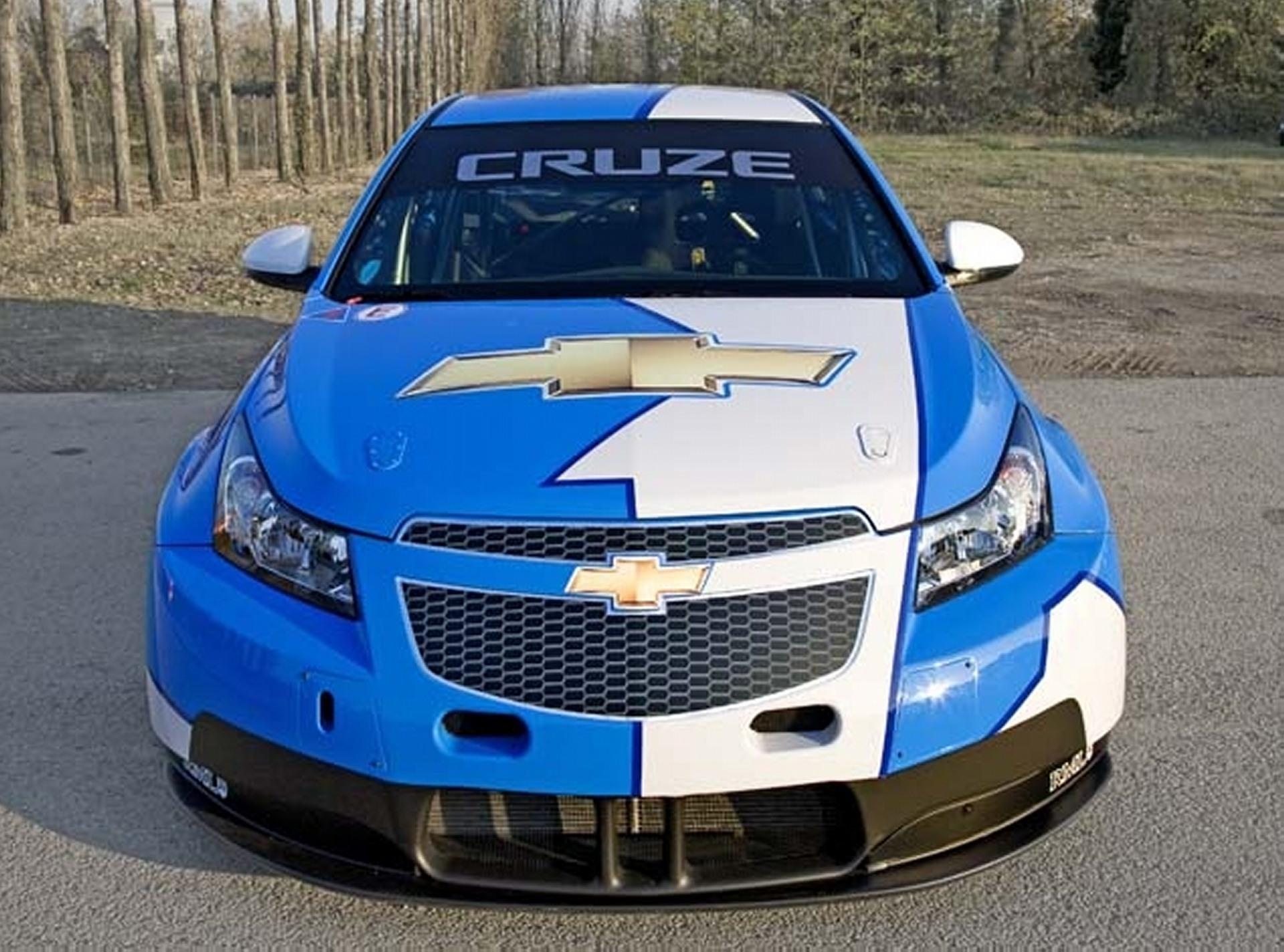 2009 chevrolet cruze wtcc. Black Bedroom Furniture Sets. Home Design Ideas