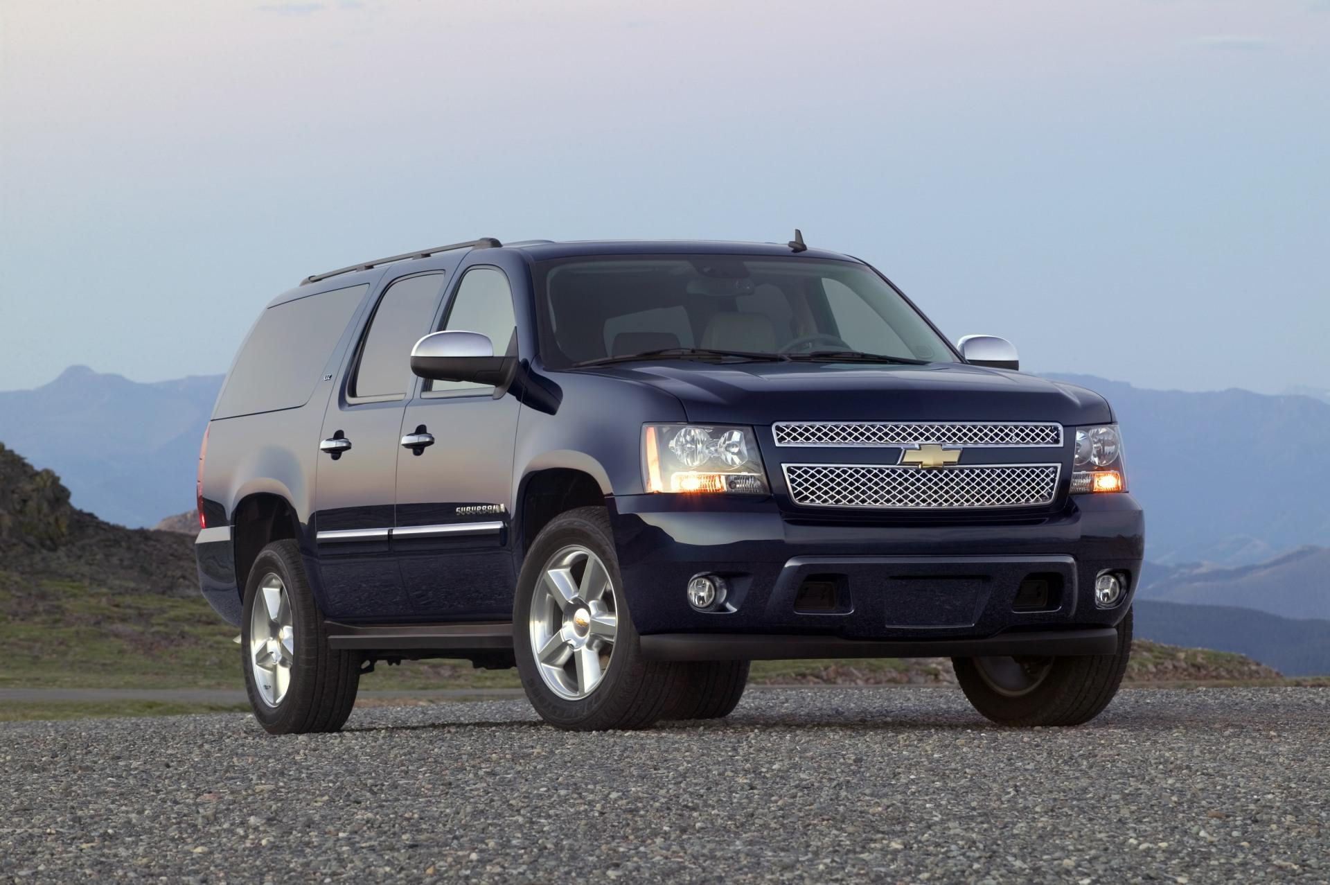 2009 Chevrolet Suburban - conceptcarz.com