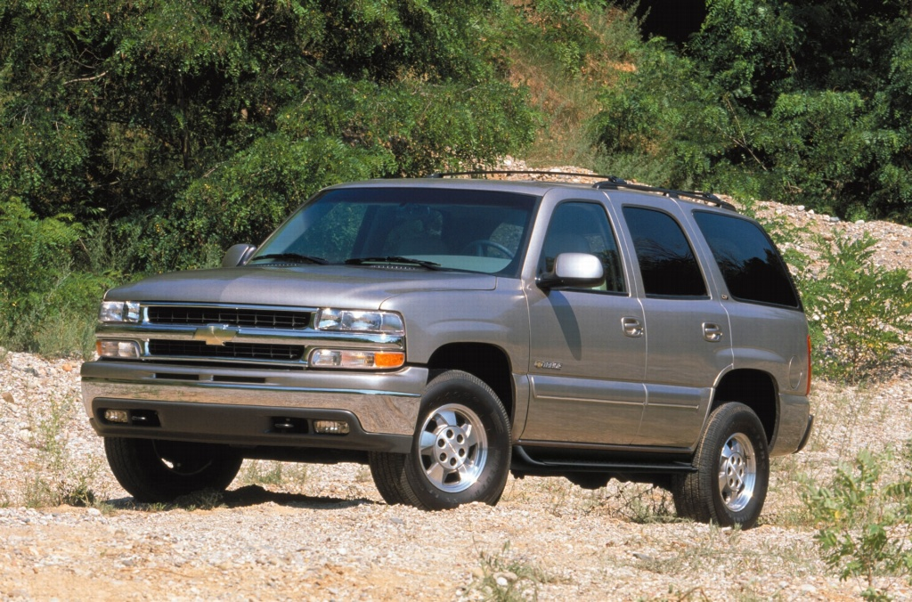 2005 chevrolet tahoe pictures history value research news. Black Bedroom Furniture Sets. Home Design Ideas