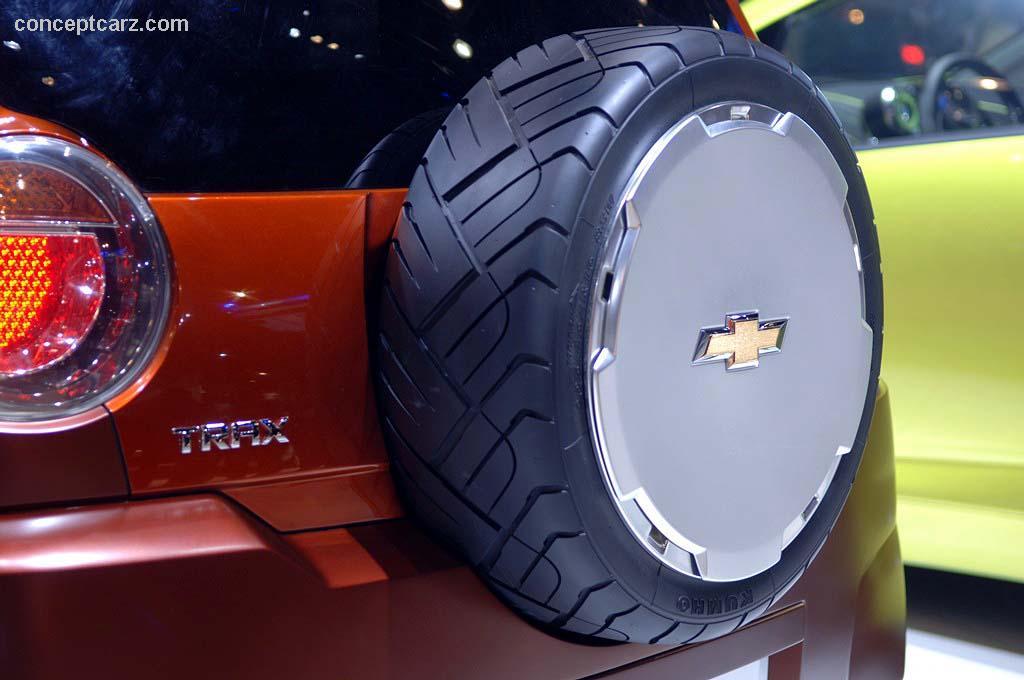 Chevrolet Trax 2007 Idea Di Immagine Auto