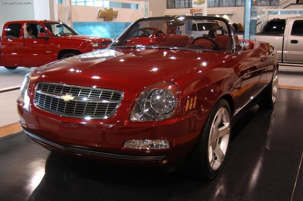 Bel Air Auto Auction >> 2002 Chevrolet Bel Air Concept Images. Photo chevrolet_bel ...