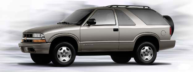 2005 Chevrolet Blazer - conceptcarz.com