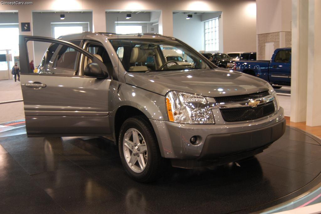 2004 Chevrolet Equinox Image