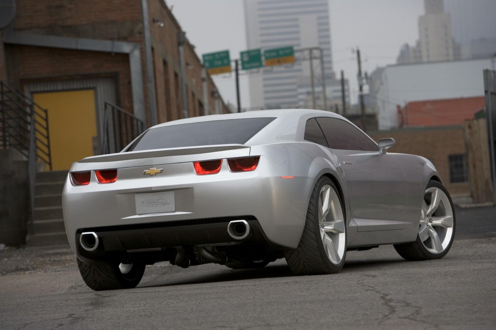 2006 Chevrolet Camaro Concept Image