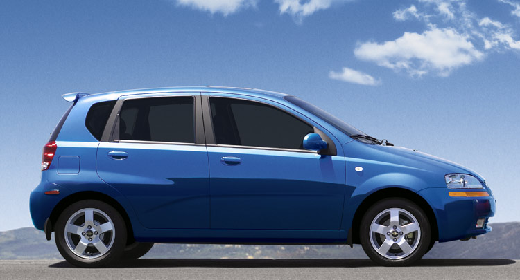 2006 Chevrolet Aveo Pictures, History, Value, Research ...