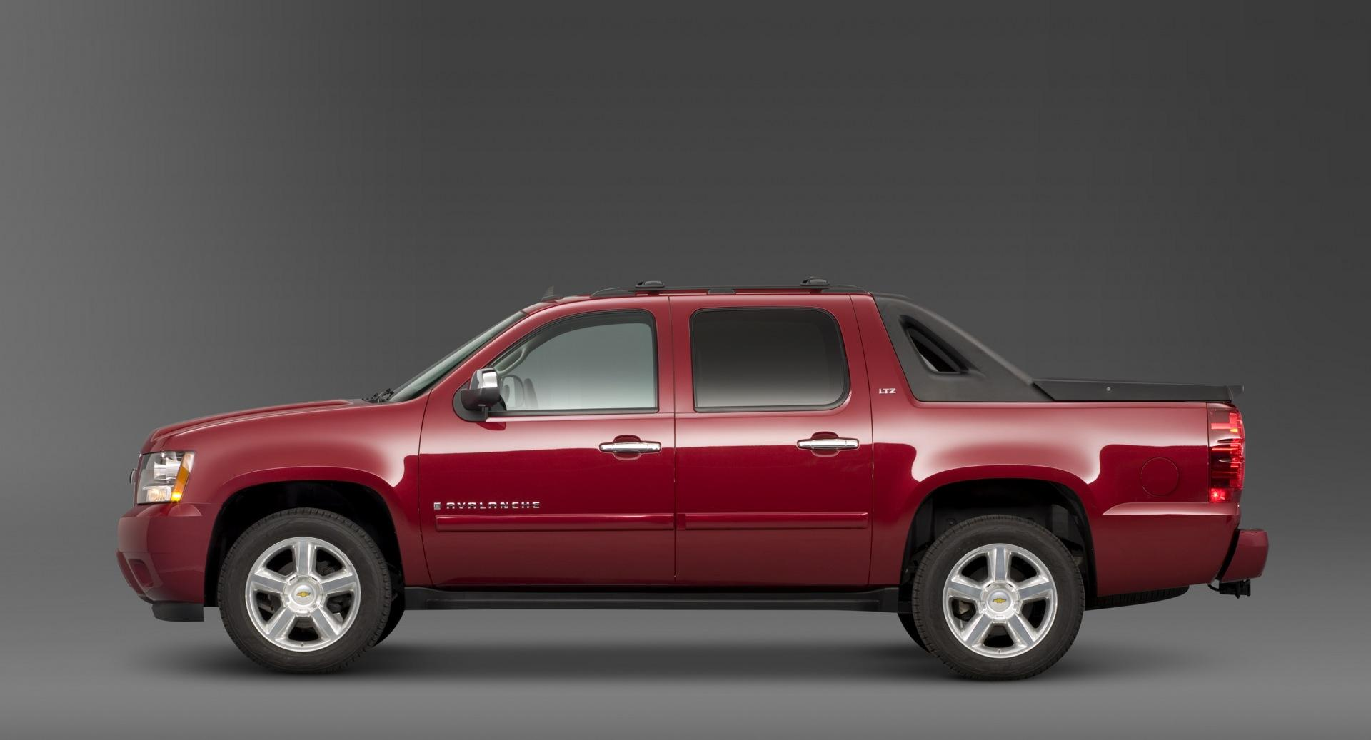 2008 chevrolet avalanche technical specifications and data. Black Bedroom Furniture Sets. Home Design Ideas