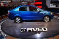 2006 Chevrolet Aveo image.