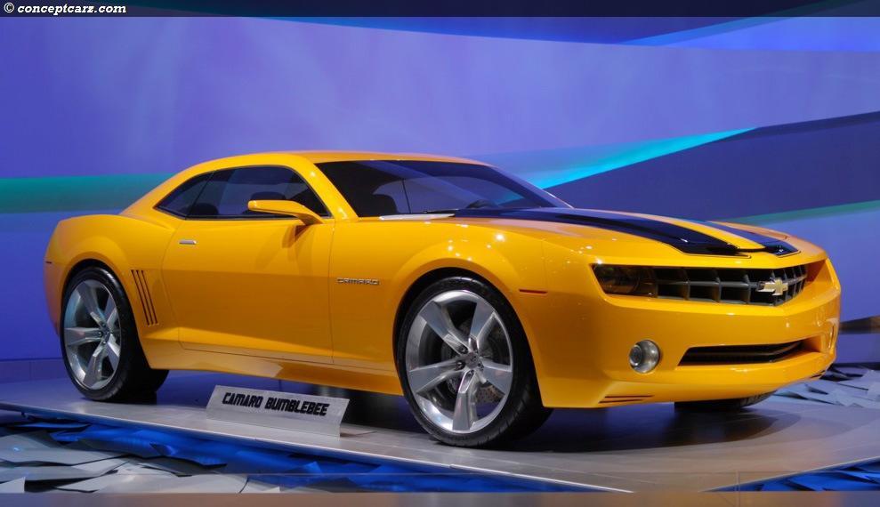 2006 Chevrolet Camaro Concept Image Http Www