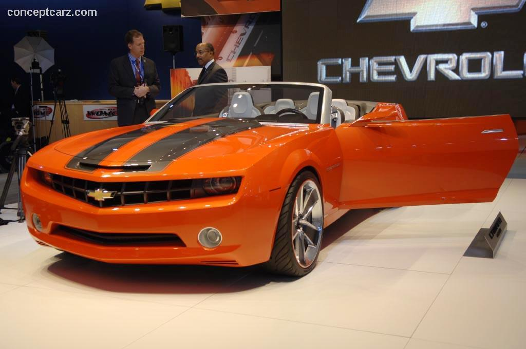 2008 Chevrolet Camaro Convertible Concept Image HD Wallpapers Download free images and photos [musssic.tk]