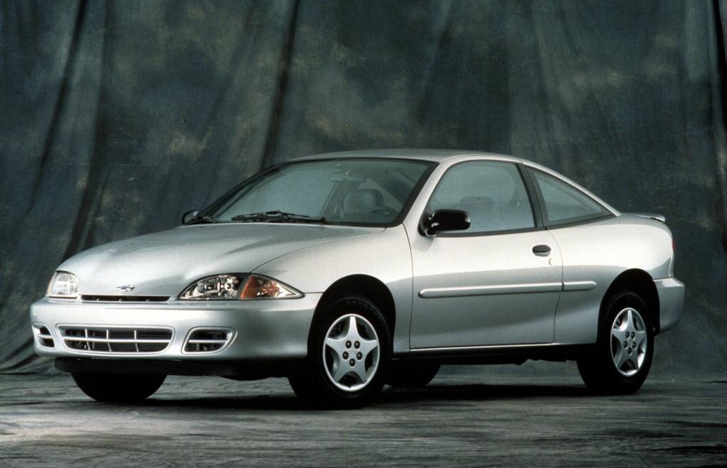 Chevrolet Cavalier 2002, lumière d'indicateur de kilométrage non