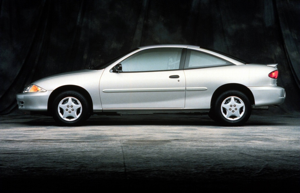 2000 Chevrolet Cavalier Pictures History Value Research News
