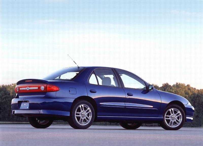 2002 Chevrolet Cavalier thumbnail image
