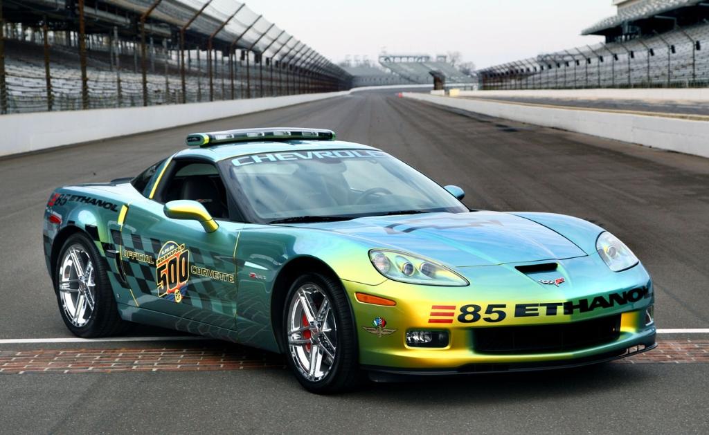 2008 Chevrolet Corvette C6 Z06 E85 Concept | Conceptcarz.com