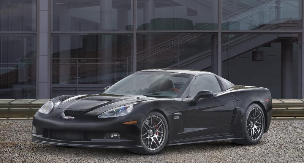2007 Chevrolet Jay Leno's E85-powered C6RS Corvette | Conceptcarz.com