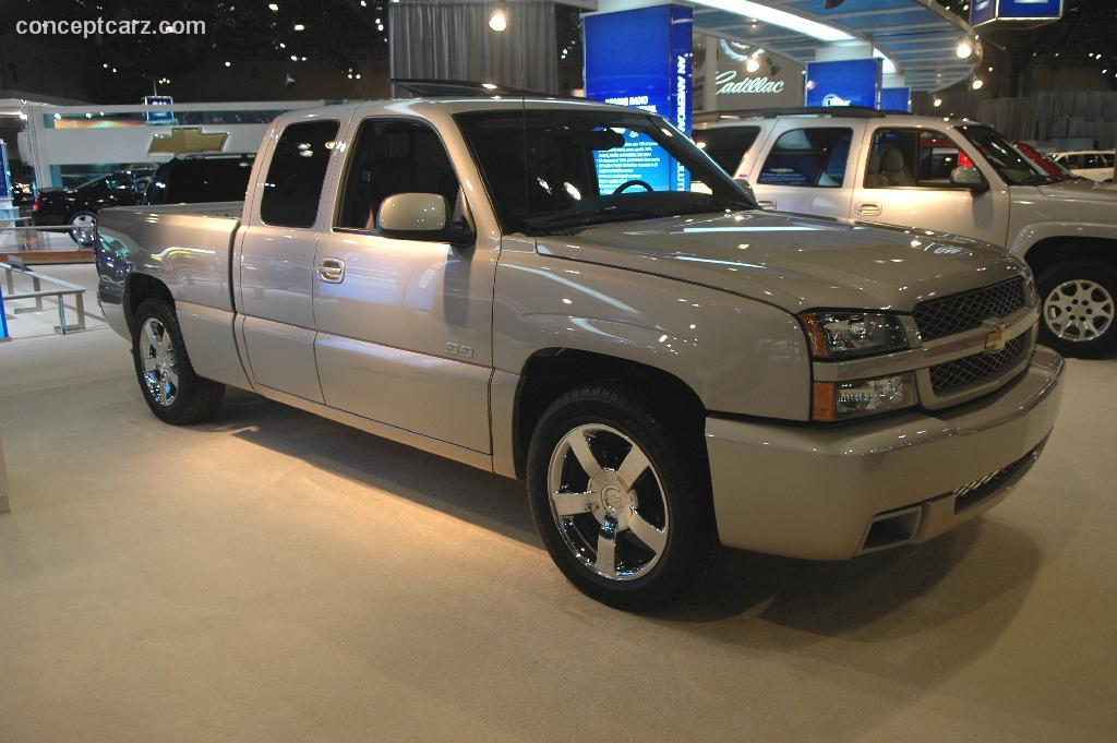 Auction Results And Data For 2005 Chevrolet Silverado
