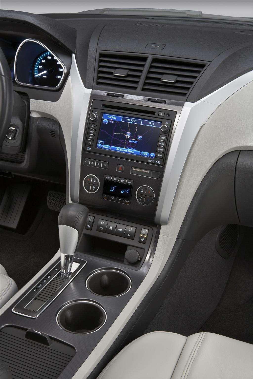 2008 Chevrolet Traverse Conceptcarz Com