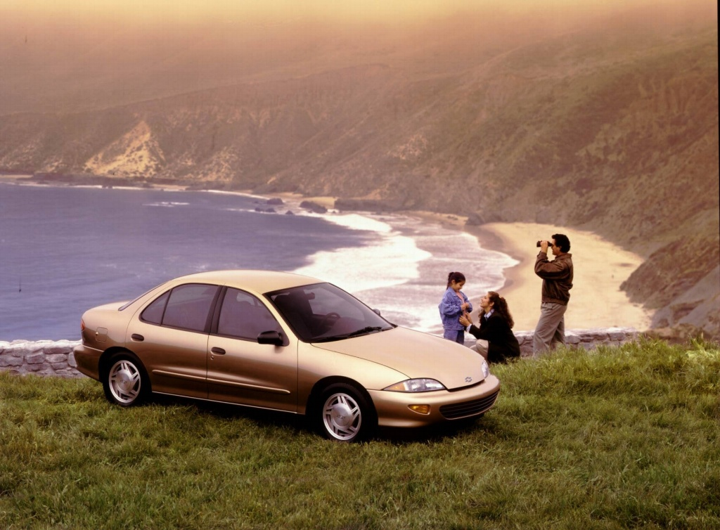 1999 Chevrolet Cavalier Pictures History Value Research