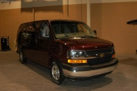 2003 Chevrolet Express image.