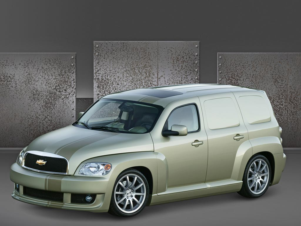 auction results and data for 2006 chevrolet hhr sema edition. Black Bedroom Furniture Sets. Home Design Ideas