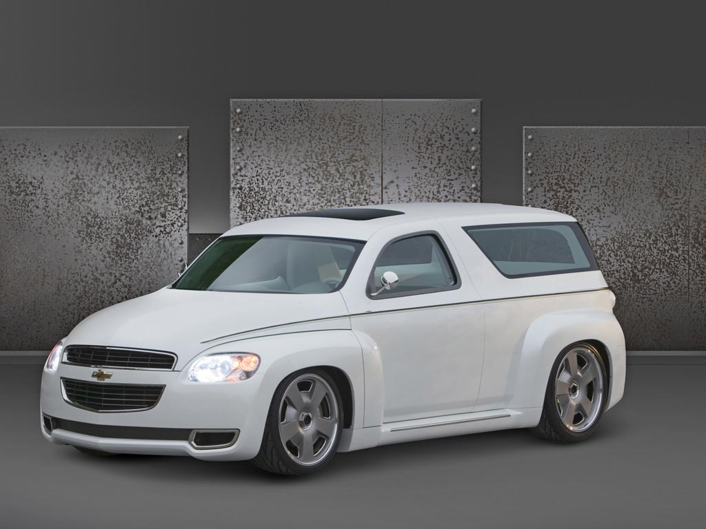 Auction Results And Data For 2006 Chevrolet Hhr Sema