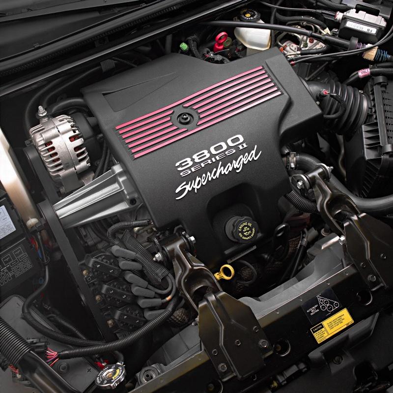 V8 Engine Good Or Bad: 2004 Chevrolet Monte Carlo Image