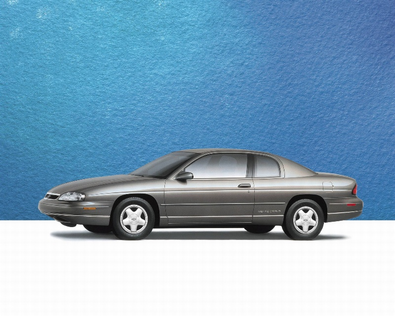 1999 chevrolet monte carlo image. Black Bedroom Furniture Sets. Home Design Ideas