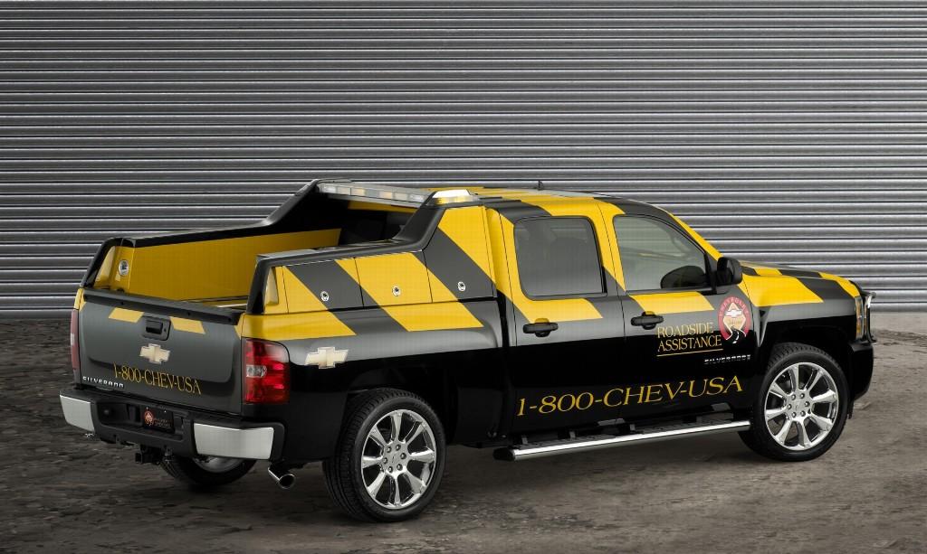 2006 Chevrolet Silverado 1500 Roadside Assistance - conceptcarz.com