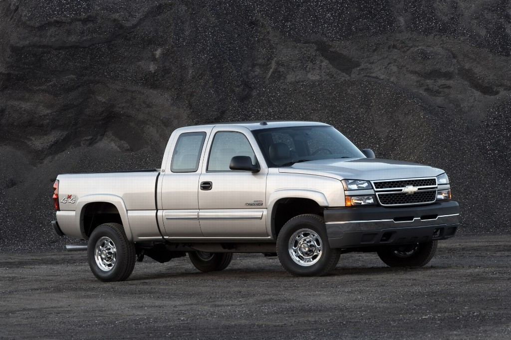 2007 chevrolet silverado. Cars Review. Best American Auto & Cars Review