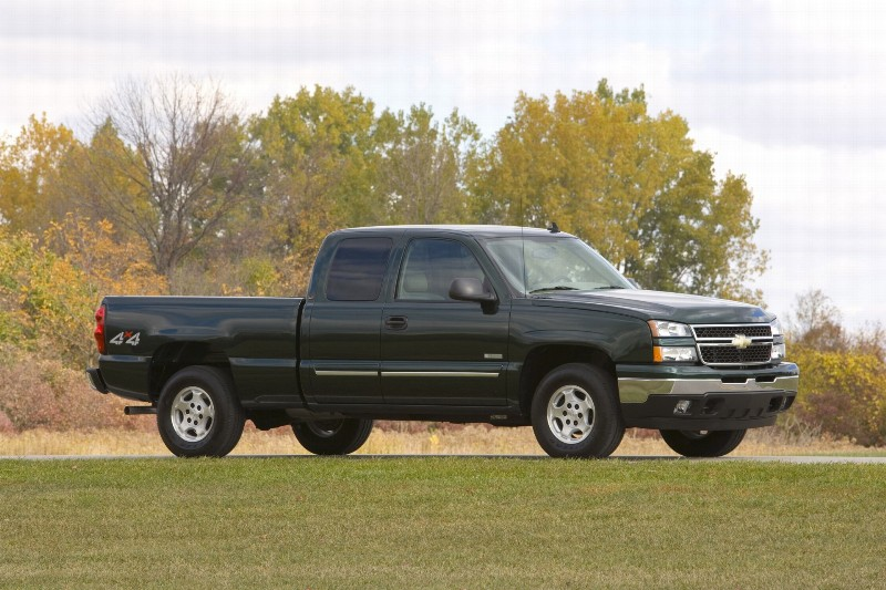 "photo of 07 chevy extended cab в""– 104420"
