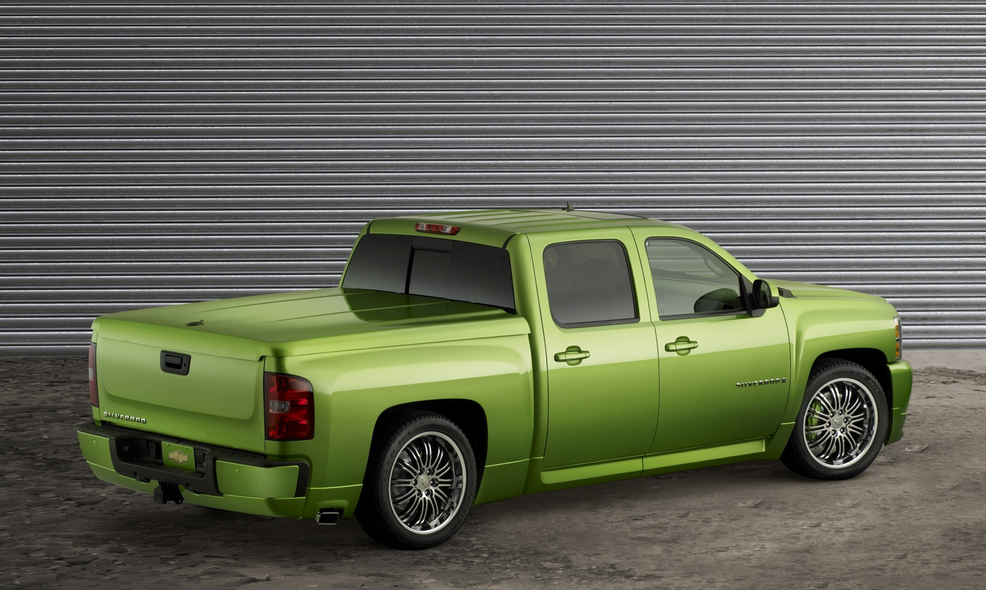 2006 chevrolet silverado rally sport pictures history value research news. Black Bedroom Furniture Sets. Home Design Ideas