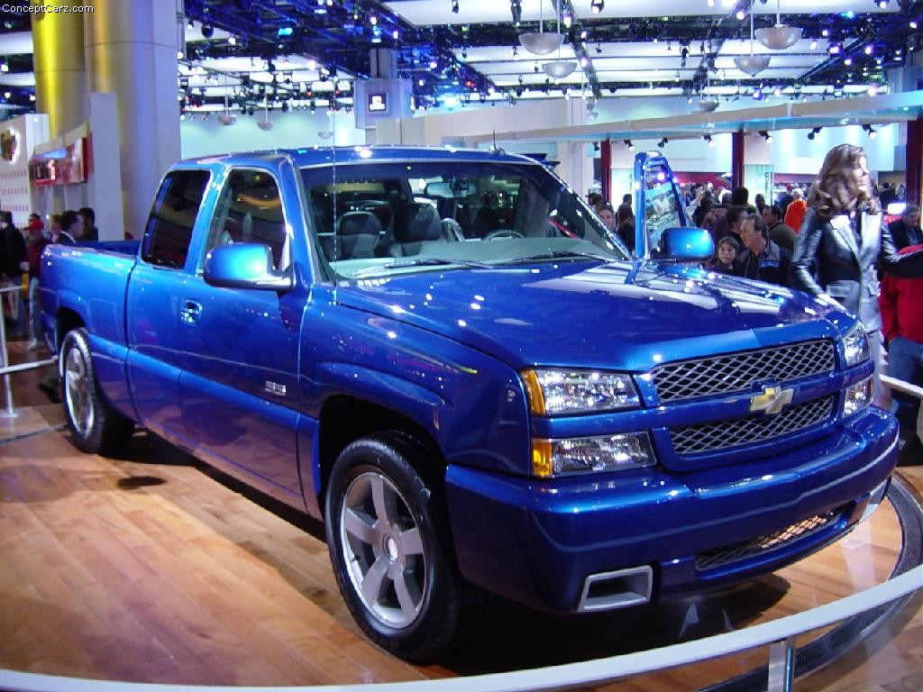 2003 chevrolet silverado images photo chevy silverado ss detroit 03 ac. Black Bedroom Furniture Sets. Home Design Ideas