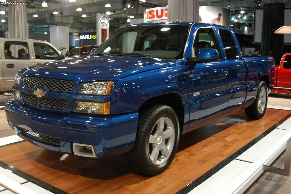 2003 chevrolet silverado images photo chevy ss truck nyc. Black Bedroom Furniture Sets. Home Design Ideas