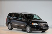 2011 Chrysler Town & Country image.