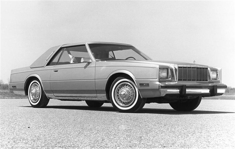 1983 Chrysler Cordoba pictures and wallpaper