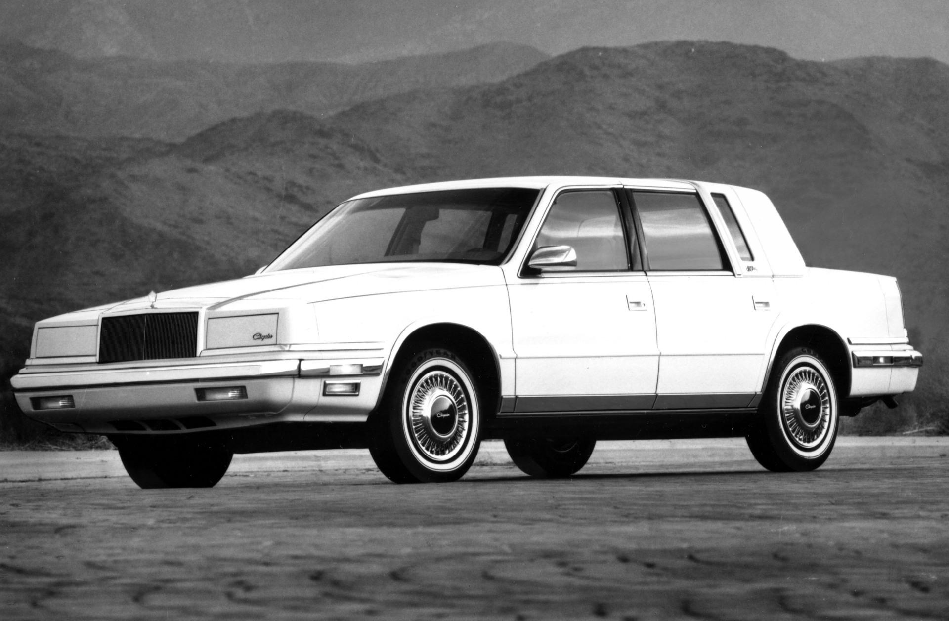 1990 Chrysler New Yorker Conceptcarz Com