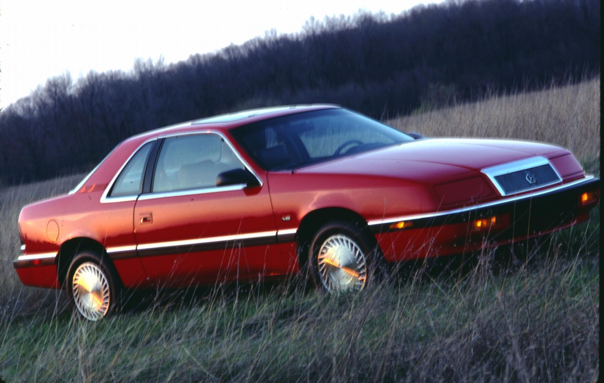 1991 Chrysler LeBaron Images Photo 1991ChryLebaronCoupeImage